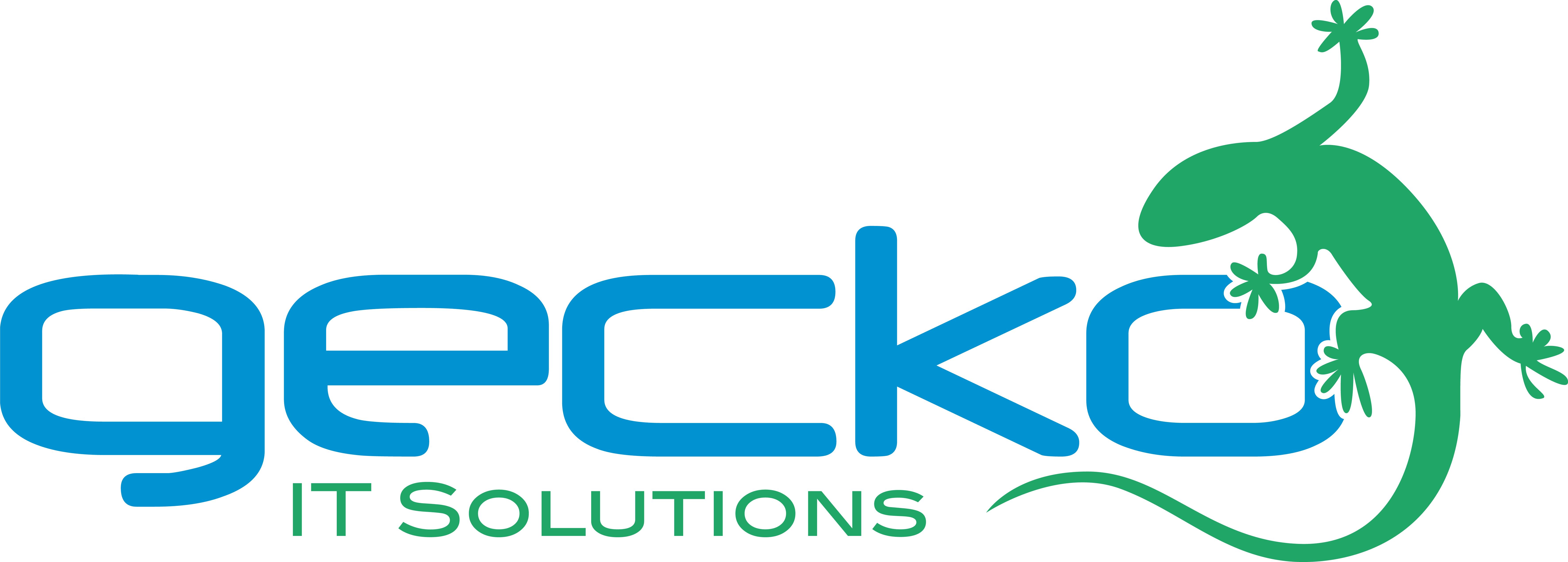 Gecko IT Solutions Bendigo Logo