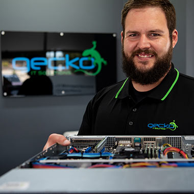 Gecko IT Bendigo Server Management